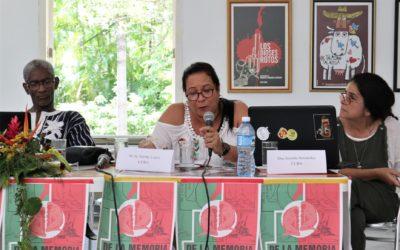 Encuentro de la Memoria fragmentada, Cuba