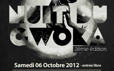 Nuit du Gwoka 2012 au PETIT BAIN, Paris