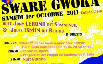 Nuit du Gwoka 2011 au PETIT BAIN, Paris