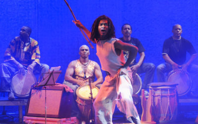 Célébration du Gwoka, Karaïb Festival au 6B