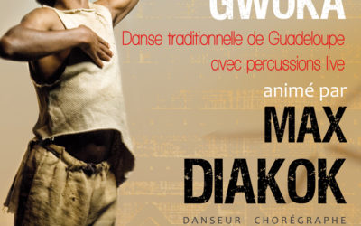 Stage de danse gwoka, Marseille